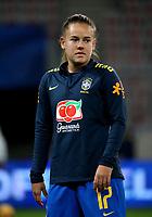 "International Women's Friendly Matchs 2018 / <br /> France v Brazil 3-1 ( Allianz Riviera Stadium - Nice,France ) - <br /> Andressa Machry "" Andressinha "" of Brazil"