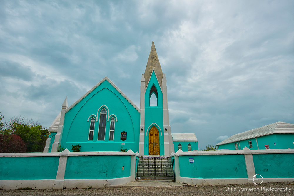 Grace Methodist Church, North Shore road, Hamilton, Bermuda. 26/5/2017