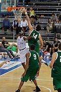 DESCRIZIONE : Scafati Lega A 2015-16 I Memorial Longobardi Sidigas Avellino Enel Brindisi finale<br /> GIOCATORE : Riccardo Cervi<br /> CATEGORIA : stoppata<br /> SQUADRA : Sidigas Avellino<br /> EVENTO : Campionato Lega A 2015-2016<br /> GARA : Sidigas Avellino Enel Brindisi<br /> DATA : 13/09/2015<br /> SPORT : Pallacanestro <br /> AUTORE : Agenzia Ciamillo-Castoria/A. De Lise<br /> Galleria : Lega Basket A 2015-2016 <br /> Fotonotizia : Scafati Lega A 2015-16 I Memorial Longobardi Sidigas Avellino Enel Brindisi finale