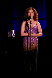 Bernadette Peters performs at Provincetown Town Hall to a sold out crowd, July 19, 2015. Presented by The Crown & Anchor as a part of their Broadway Series.