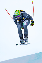 17.12.2016, Saslong, St. Christina, ITA, FIS Ski Weltcup, Groeden, Abfahrt, Herren, im Bild Dominik Paris (ITA) // Dominik Paris of Italy in action during the men's downhill of FIS Ski Alpine World Cup at the Saslong race course in St. Christina, Italy on 2016/12/17. EXPA Pictures © 2016, PhotoCredit: EXPA/ Johann Groder