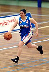 27-04-2006 BASKETBAL: PLAY OFF: BV LELY - CBV BINNENLAND: AMSTERDAM<br /> Binnenland wint ook de tweede wedstrijd en staat nu in de halve finale / Jildis Pronk<br /> ©2006-WWW.FOTOHOOGENDOORN.NL