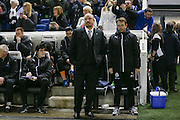 Newcastle United manager Rafa Benitez during the EFL Sky Bet Championship match between Brighton and Hove Albion and Newcastle United at the American Express Community Stadium, Brighton and Hove, England on 28 February 2017. Photo by Phil Duncan.