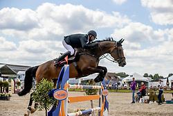Clarys Bart, BEL, Agusta de Leau<br /> Groenten Jumping - Sint Kathelijne Waver 2020<br /> © Hippo Foto - Dirk Caremans<br />  21/07/2020
