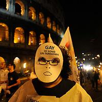 Roma contro l'Intolleranza