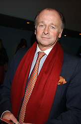 SIMON PARKER BOWLES  at a party to celebrate the publication of 'E is for Eating' by Tom Parker Bowles held at Kensington Place, 201 Kensington Church Street, London W8 on 3rd November 2004.<br /><br />NON EXCLUSIVE - WORLD RIGHTS