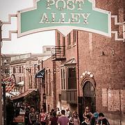 Post Alley entrance - Seattle, WA