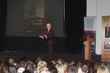 The Secret and Bob Proctor..Inspire Ireland Seminar With Bob Proctor,