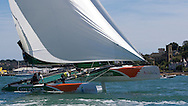 ENGLAND, Cowes, iShares Cup, 31st July 2009, Groupama 40.
