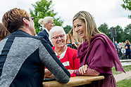 Queen Maxima opens Neighbour Day, Nieuw Buinen 13-06-2017
