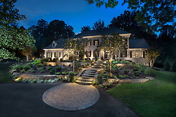 12800 Yates Ford Road Landscaping exteriors