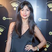 NLD/Hilversum/20180125 - Gouden RadioRing Gala 2017, Hila Noorzai