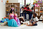 Ijaci_MG, Brasil...Brinquedoteca da cidade Ijaci, Minas Gerais. ..Toy Library Ijaci city, Minas Gerais. ..Foto: LEO DRUMOND / NITRO