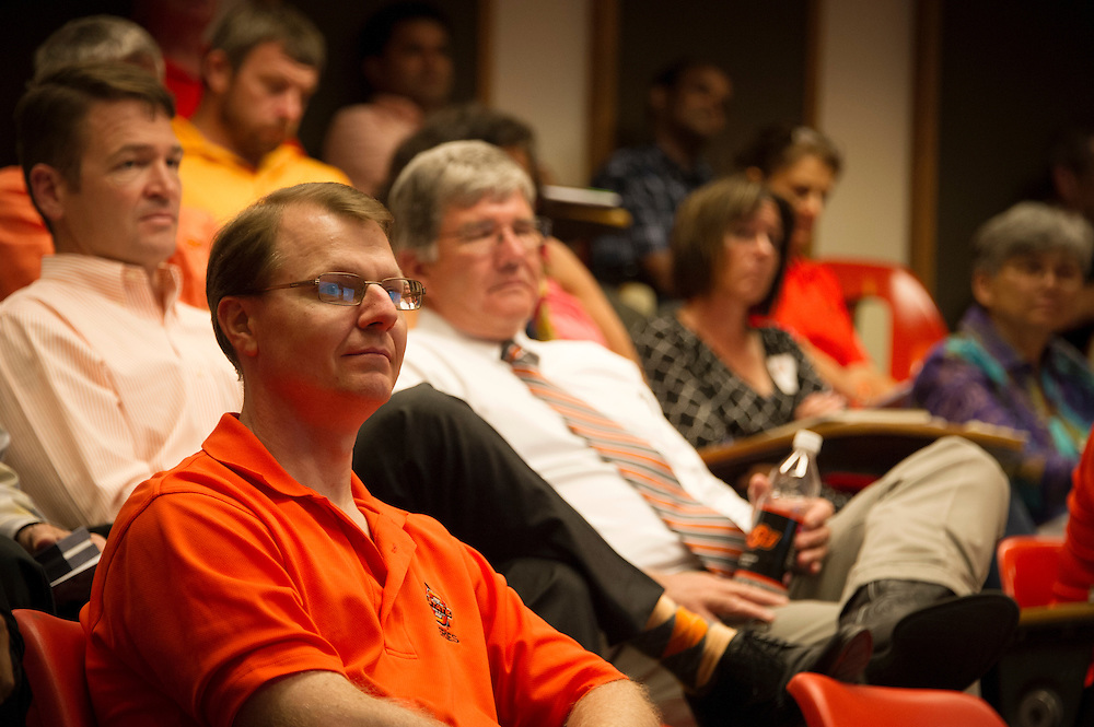 Annual Fall Faculty Meeting for Agricultural Sciences and Natural Resources.