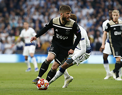 April 30, 2019 - London, England, United Kingdom - Lasse Schone of Ajax.during UEFA Championship League Semi- Final 1st Leg between Tottenham Hotspur  and Ajax at Tottenham Hotspur Stadium , London, UK on 30 Apr 2019. (Credit Image: © Action Foto Sport/NurPhoto via ZUMA Press)