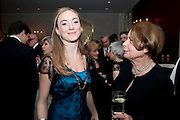 PANDORA MCCORMICK; DRUSILLA BEYFUS, 56th London Evening Standard Theatre Awards. Savoy Hotel. London. 28 November 2010.  -DO NOT ARCHIVE-© Copyright Photograph by Dafydd Jones. 248 Clapham Rd. London SW9 0PZ. Tel 0207 820 0771. www.dafjones.com.