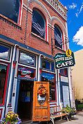 The Brown Bear Cafe, Silverton, Colorado