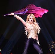 Shakira Concert - Nice France 2011