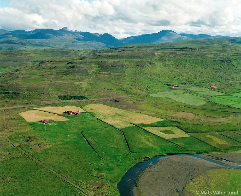 Hörðuból, Geirshlið og Þorgeirsstaðahlið, Miðdalahreppur /.Hordubol, Geirshlid and Thorgerisstadahlid, Middalahreppur.
