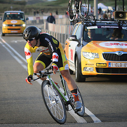 Olympia's Tour 2013 proloog Katwijk Wouter Wippert