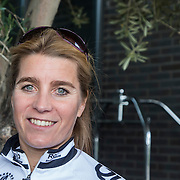 NLD/Ridderkerk/20140418 - Perspresentatie Sterrenfietsteam 2014, Nicolien Sauerbreij