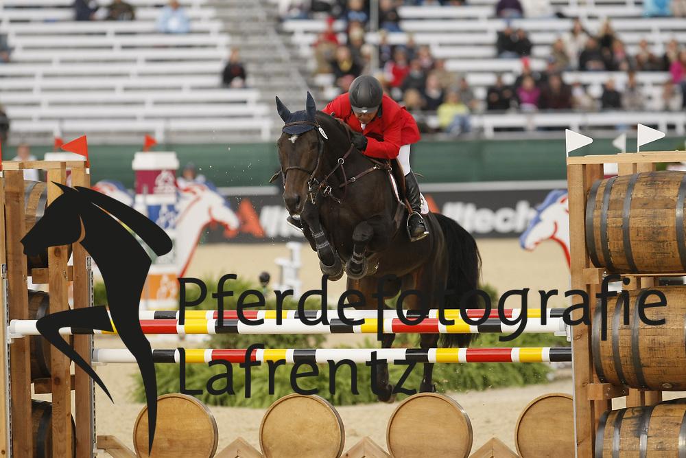 GUERRA PIEDRA Jaime, Watch Me VH Grootveldhof<br /> Kentucky - Alltech FEI WEG 2010<br /> /