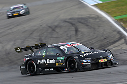 October 13, 2017 - Germany - Motorsports: DTM race Nuerburgring, Saison 2017 - 9. Event Hockenheimring, GER, # 7 Bruno Spengler (CAN, BMW Team RBM, BMW M4 DTM) (Credit Image: © Hoch Zwei via ZUMA Wire)