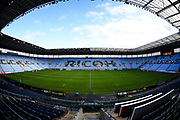 The Ricoh Arena during the Gallagher Premiership Rugby match between Wasps and Bath Rugby at the Ricoh Arena, Coventry, England on 2 November 2019.