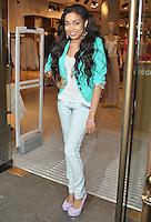 LONDON - June 013: Dionne Bromfield at Esprit Launch in Regent Street