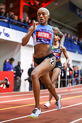 NYRR Millrose Games Indoor Track and Field , HOKA,