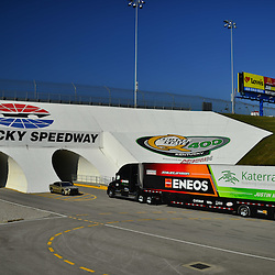 33 VisitMyrtleBeach.com 300 Kentucky Speedway in Sparta, KY