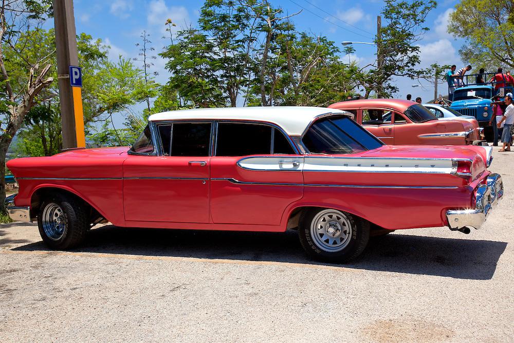 Mercury in Holguin, Cuba.