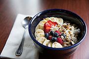 Quinua Breakfast Bowl