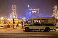 Police, Charlottenburger xmas market