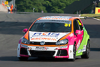 #31 Jamie BOND  Team Hard  Volkswagen Golf  Milltek Sport Volkswagen Racing Cup at Oulton Park, Little Budworth, Cheshire, United Kingdom. May 30 2016. World Copyright Peter Taylor/PSP.