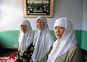 Muslim teachers, Northern China,
