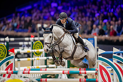 Vermeiren Jan, BEL, Millais<br /> Jumping Mechelen 2019<br /> © Hippo Foto - Dirk Caremans<br />  27/12/2019