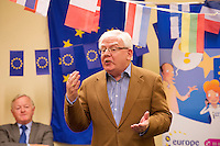 John Moran from Ennis wins 3rd Prize at.Western Ireland Regional final of. Europe Direct Soapbox Competition ..John Moran from Abbey Court, in Ennis,Co Clare won 100 euro last night for taking third place in the Regional Final of the 2012 Europe Direct Soapbox Competition at Westside Library in Galway last night. John was one of 11 speakers at last night's competition which was won by Third year student Cathal Ó Curraoin from An Cheathrú Rua, Co. na Gaillimhe. ..In the face of stiff competition, with 10 others competing for the title, Cathal who studies at ,Scoil Chuimsitheach Chiaráin spoke convincingly and with lots of personality on the motion ?Youth is Wasted on the Young? . Cathal was awarded the title of winner, an ipad and a trip to Brussels for two and will go forward to represent the west of Ireland in Farmleigh House, Dublin on November 20th at the National Finals. Second place on the night was won by college student  Christina nic Dhonnacha from  An Trá Bháin, ,Leitir Móir, Co na Gaillimhe who won 200 euro. ..The Western Region heat was open to speakers of all ages from Galway, Mayo, Roscommon and Clare and entrants were given 3 minutes each on the soapbox at last night's event. The competition is run by Europe Direct  - an initiative launched in 2005 by the European Commission in partnership with the Library Council of Ireland to create a network of accessible, local information centres around Ireland. There are currently 8 Europe Direct Information Centres nationwide and the Galway centres are based in Carraroe and Ballinasloe.  Picture :Andrew Downes