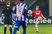 ALKMAAR - 25-01-2017, AZ - sc Heerenveen, AFAS Stadion, AZ speler Rens van Eijden
