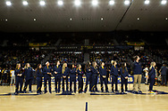 December 6, 2017 - Johnson City, Tennessee - Freedom Hall<br /> <br /> Image Credit: Dakota Hamilton/ETSU