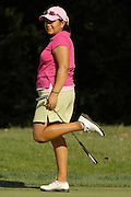 Lizette Salas during the second day of match play at the U.S. Women's Amateur at Crooked Stick Golf Club on Aug. 9, 2007 in Carmel, Ind.    ...©2007 Scott A. Miller