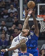 Sacramento Kings v LA Clippers - 25 November 2017