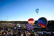 October 18, 2015: Carolina Balloon Festival