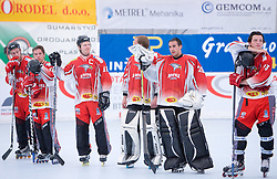 Austria at in-line tournament Horjul Hockey Cup 2009 between National teams of Slovenia and Austria, on May 31, 2009, in Sportni park Horjul, Slovenia. (Photo by Vid Ponikvar / Sportida)