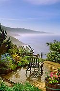 Private view, Big Sur, California
