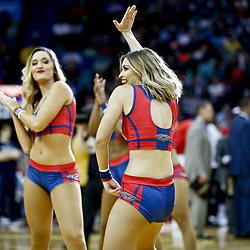 Jan 25, 2017; New Orleans, LA, USA; XXXX during the second quarter of a game at the Smoothie King Center. Mandatory Credit: Derick E. Hingle-USA TODAY Sports