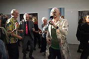 MARTIN PARR; MIK ARTISTIK,, Opening of the Martin Parr Foundation party,  Martin Parr Foundation, 316 Paintworks, Bristol, BS4 3 EH  20 October 2017
