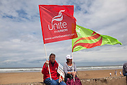 Corus Redcar Steel March