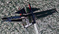 America's Cup 34, Emirates Team New Zealand (NZL) vs Oracle Racing (USA)<br /> 9.12.13 Race 6 &amp; 7