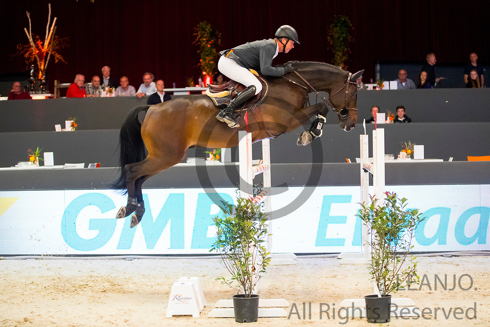 Jeroen Dubbeldam - Roelofsen Horse Trucks Eldorado S<br /> Jumping Zwolle 2018<br /> © DigiShots